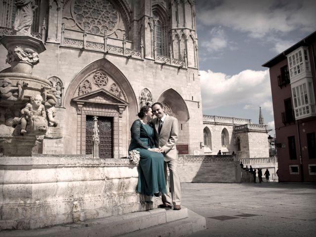 La boda de Víctor y Raquel en Burgos, Burgos 2