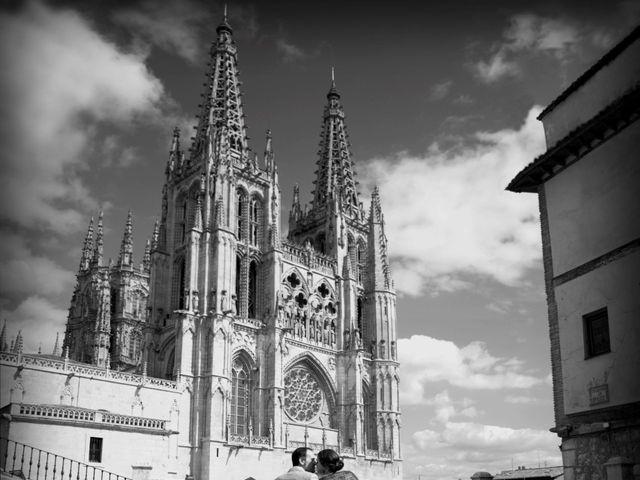 La boda de Víctor y Raquel en Burgos, Burgos 15