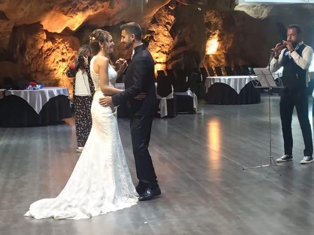 La boda de Alberto y Mónica