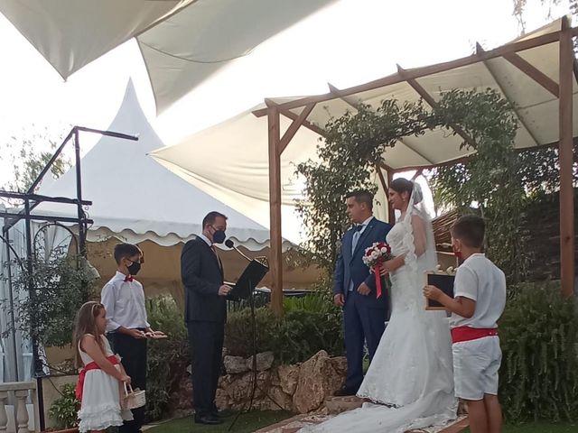 La boda de Fran  y Crina en Alora, Málaga 3