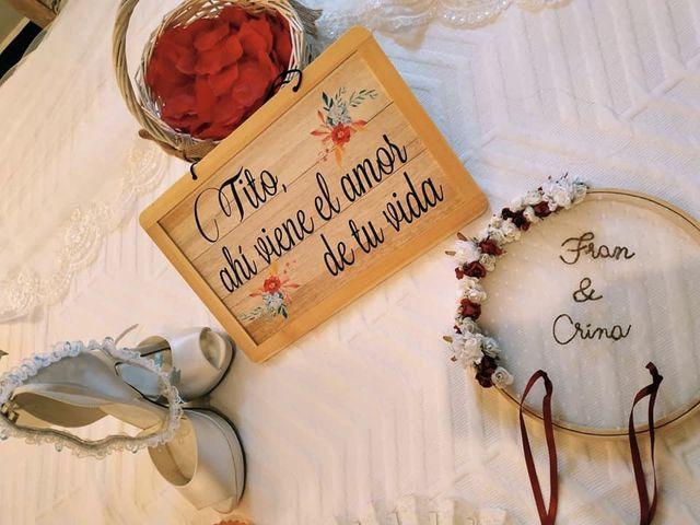 La boda de Fran  y Crina en Alora, Málaga 8