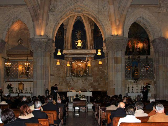 La boda de David y Fina en Barcelona, Barcelona 2