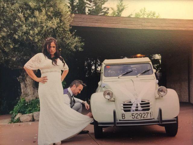 La boda de Vicens  y Ana en Sentmenat, Barcelona 8