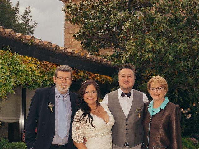La boda de Vicens  y Ana en Sentmenat, Barcelona 15