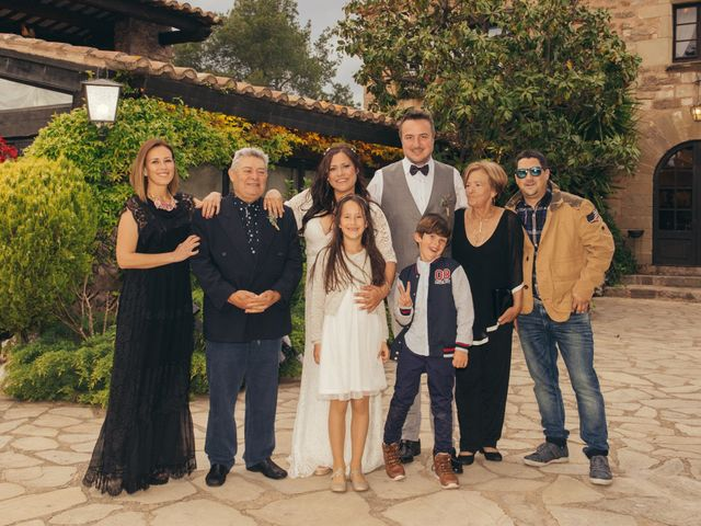 La boda de Vicens  y Ana en Sentmenat, Barcelona 17