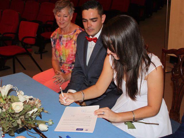 La boda de Joel y Laura en Madrid, Madrid 1
