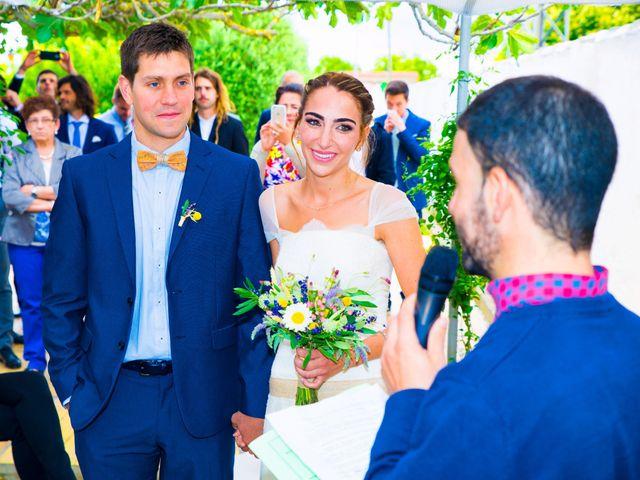 La boda de Harri y Nagore en Olite, Navarra 14