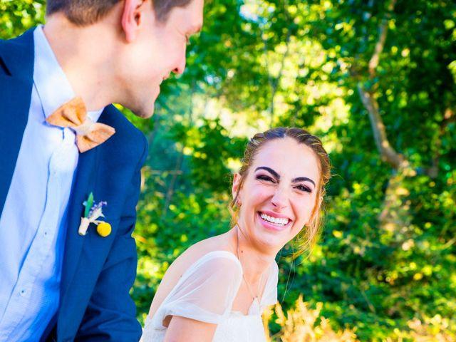 La boda de Harri y Nagore en Olite, Navarra 16