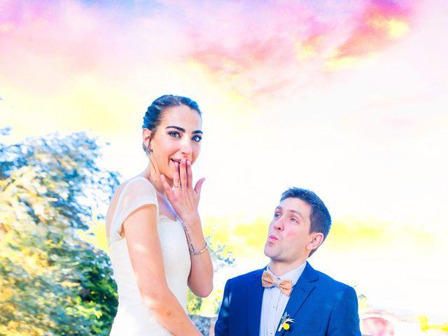 La boda de Harri y Nagore en Olite, Navarra 20