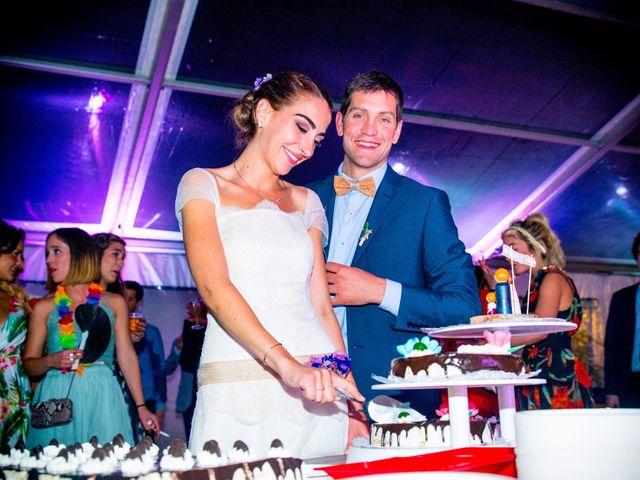 La boda de Harri y Nagore en Olite, Navarra 25