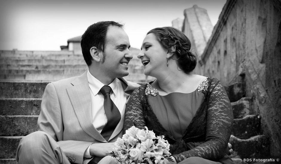 La boda de Víctor y Raquel en Burgos, Burgos