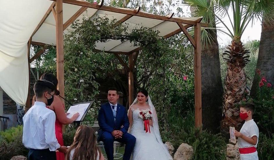 La boda de Fran  y Crina en Alora, Málaga