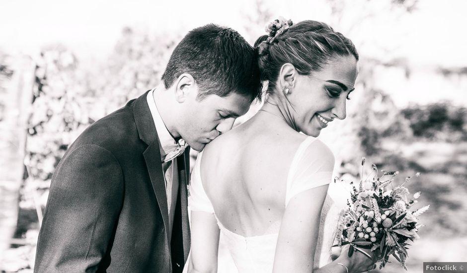La boda de Harri y Nagore en Olite, Navarra