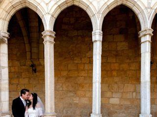 La boda de Andrea y Jeff