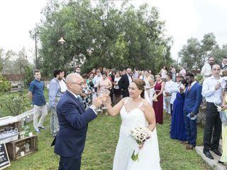 La boda de Nani y Tomeu 1