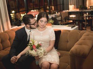La boda de Tatiana y Jeff