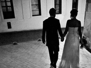 La boda de Eva Reina y Javi
