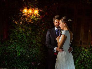 La boda de Begoña y Manuel