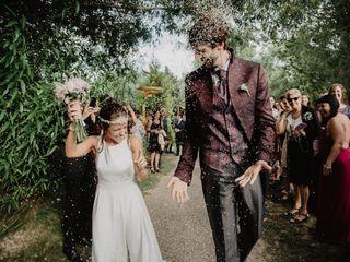 La boda de Clara y Gerbert