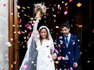 La boda de Kepa y Guiomar