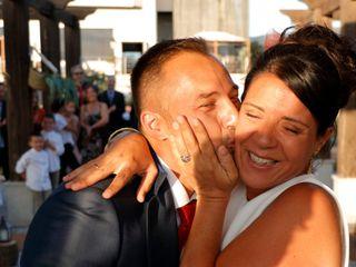 La boda de Inés y Juan