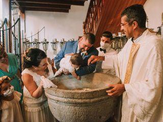La boda de Tania  y Jonay  1