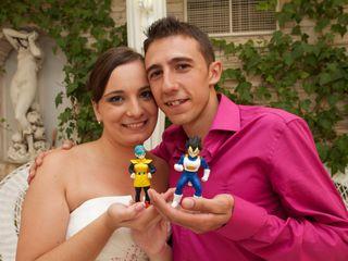 La boda de Eric y Carolina 2