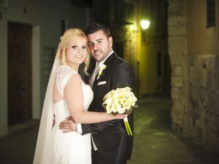 La boda de Marvina y Paco