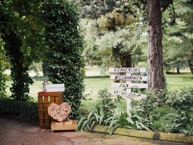 La boda de Jose Luis y Natalia en Madrid, Madrid 4