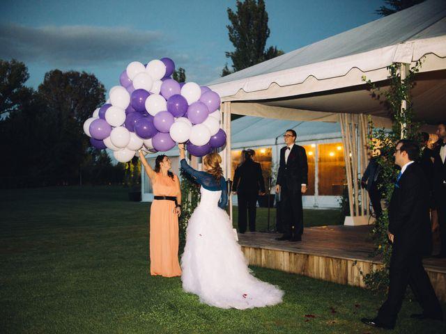 La boda de Jose Luis y Natalia en Madrid, Madrid 105