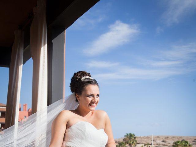 La boda de Brian y Marina en Adeje, Santa Cruz de Tenerife 23