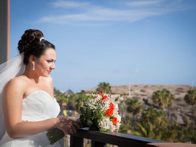 La boda de Brian y Marina en Adeje, Santa Cruz de Tenerife 24