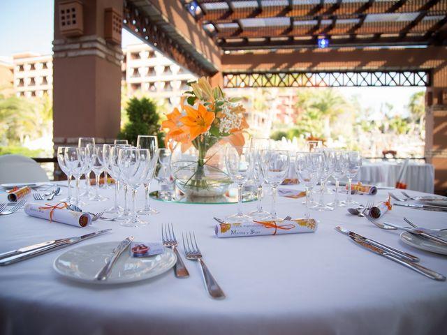 La boda de Brian y Marina en Adeje, Santa Cruz de Tenerife 26