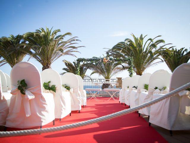 La boda de Brian y Marina en Adeje, Santa Cruz de Tenerife 35
