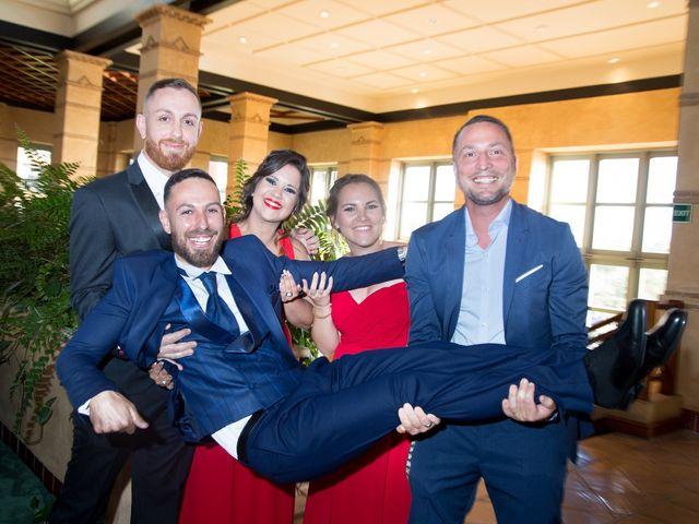 La boda de Brian y Marina en Adeje, Santa Cruz de Tenerife 40