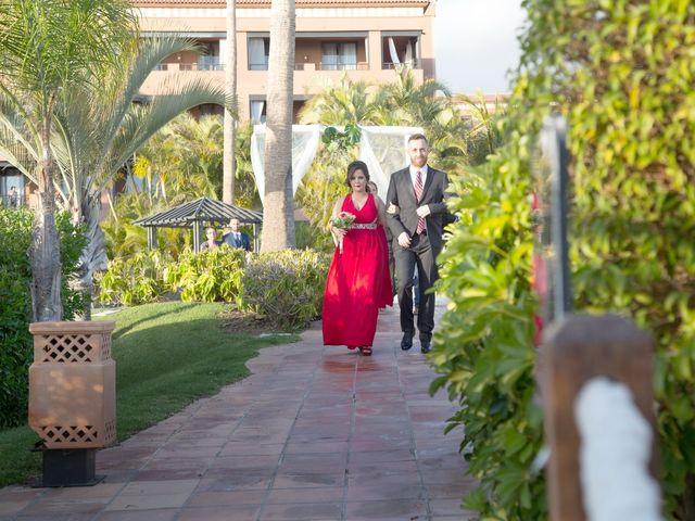 La boda de Brian y Marina en Adeje, Santa Cruz de Tenerife 47