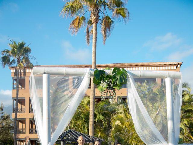 La boda de Brian y Marina en Adeje, Santa Cruz de Tenerife 50