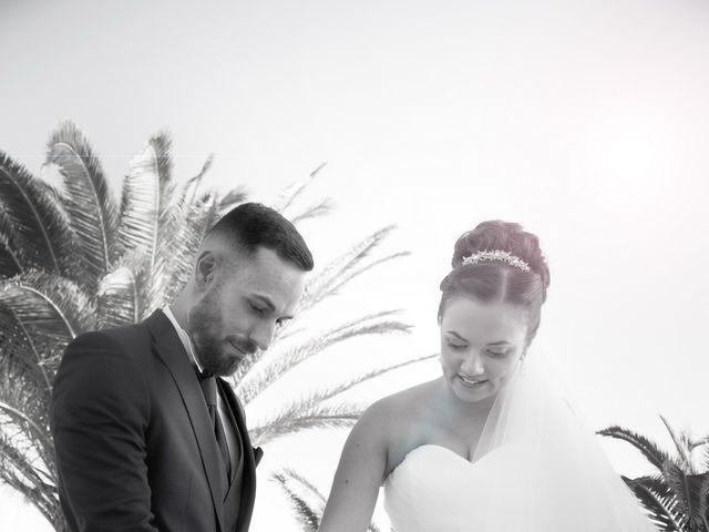La boda de Brian y Marina en Adeje, Santa Cruz de Tenerife 55