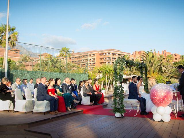 La boda de Brian y Marina en Adeje, Santa Cruz de Tenerife 57