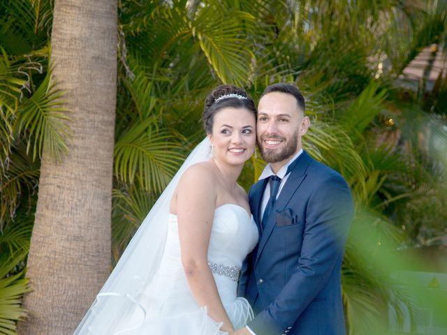 La boda de Brian y Marina en Adeje, Santa Cruz de Tenerife 73