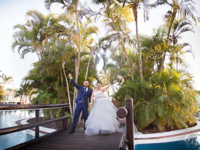 La boda de Brian y Marina en Adeje, Santa Cruz de Tenerife 74