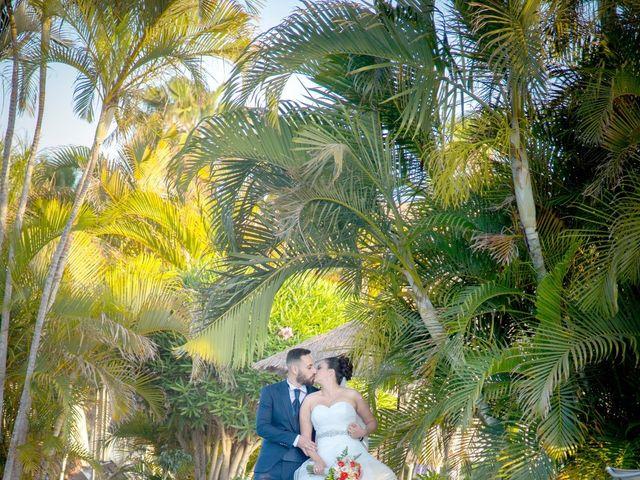 La boda de Brian y Marina en Adeje, Santa Cruz de Tenerife 77