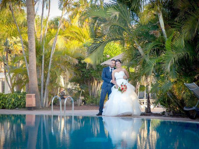 La boda de Brian y Marina en Adeje, Santa Cruz de Tenerife 78