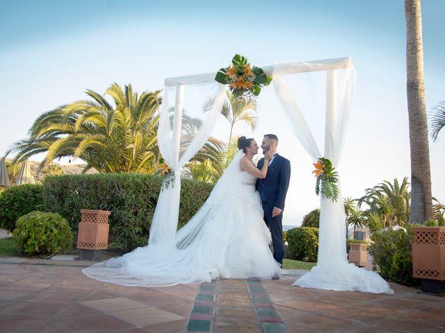 La boda de Brian y Marina en Adeje, Santa Cruz de Tenerife 79