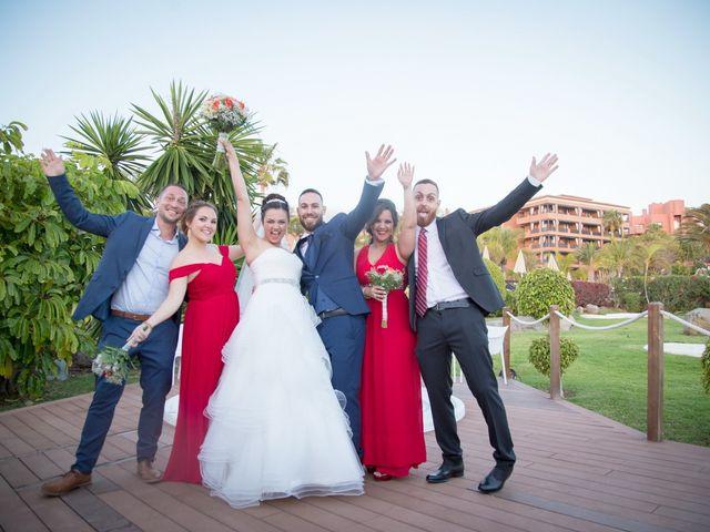 La boda de Brian y Marina en Adeje, Santa Cruz de Tenerife 85