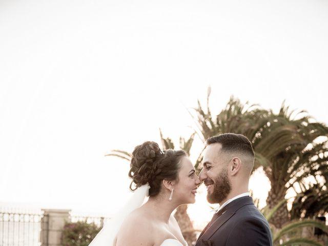 La boda de Marina y Brian