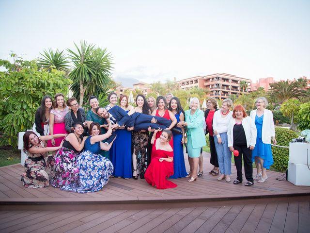 La boda de Brian y Marina en Adeje, Santa Cruz de Tenerife 88