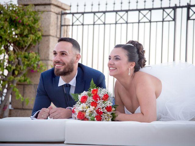 La boda de Brian y Marina en Adeje, Santa Cruz de Tenerife 91