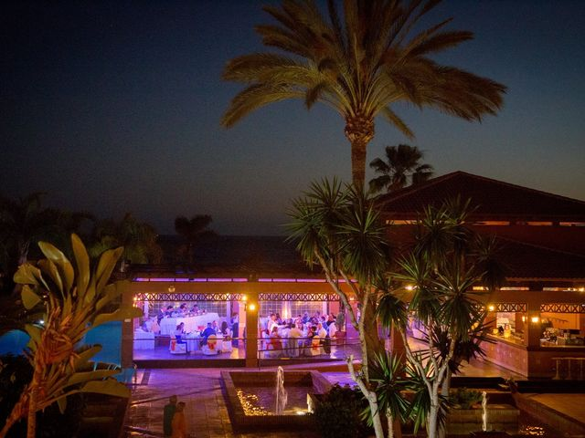 La boda de Brian y Marina en Adeje, Santa Cruz de Tenerife 99