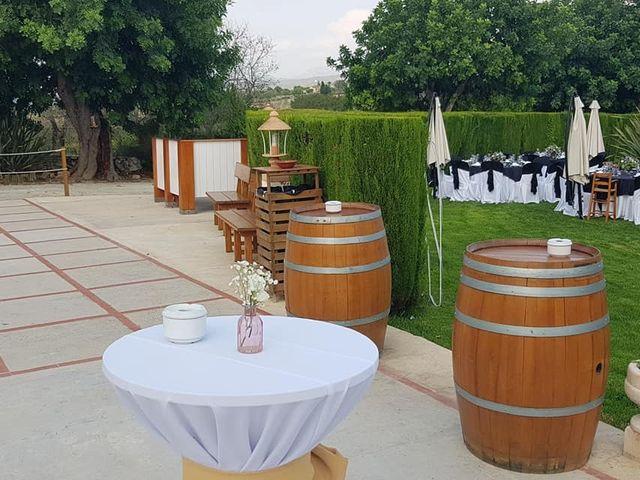 La boda de Tomeu y Nani en Petra, Islas Baleares 15